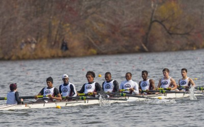 St. Benedict's Crew Team Competes at Bill Braxton Memorial Regatta