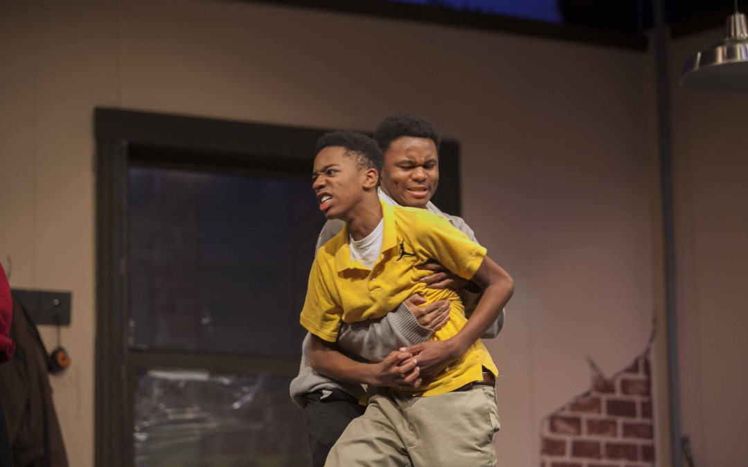 Drama Guild Performs August Wilson's Jitney