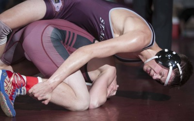 St. Benedict's Wrestling Hosts the Caruso Tourney