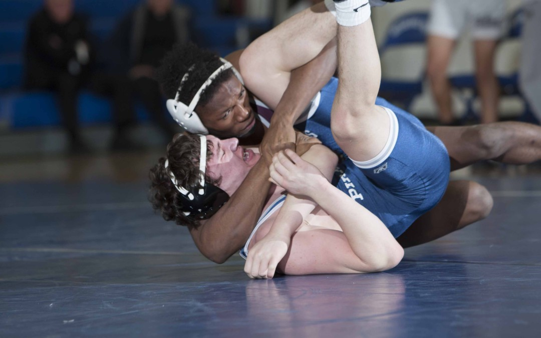 Gray Bee Wrestling Goes Up Against Seton Hall Prep
