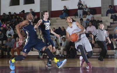 Gray Bee Basketball Defeats The Peddie School