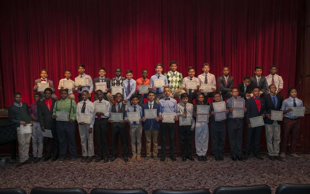 8th Grade Advancement Ceremony