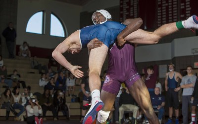 Mike Caruso Wrestling Tourney at St. Benedict's