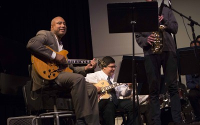 St. Benedict's Fall Jazz Concert With Garry Dial '72 and Bernie Williams