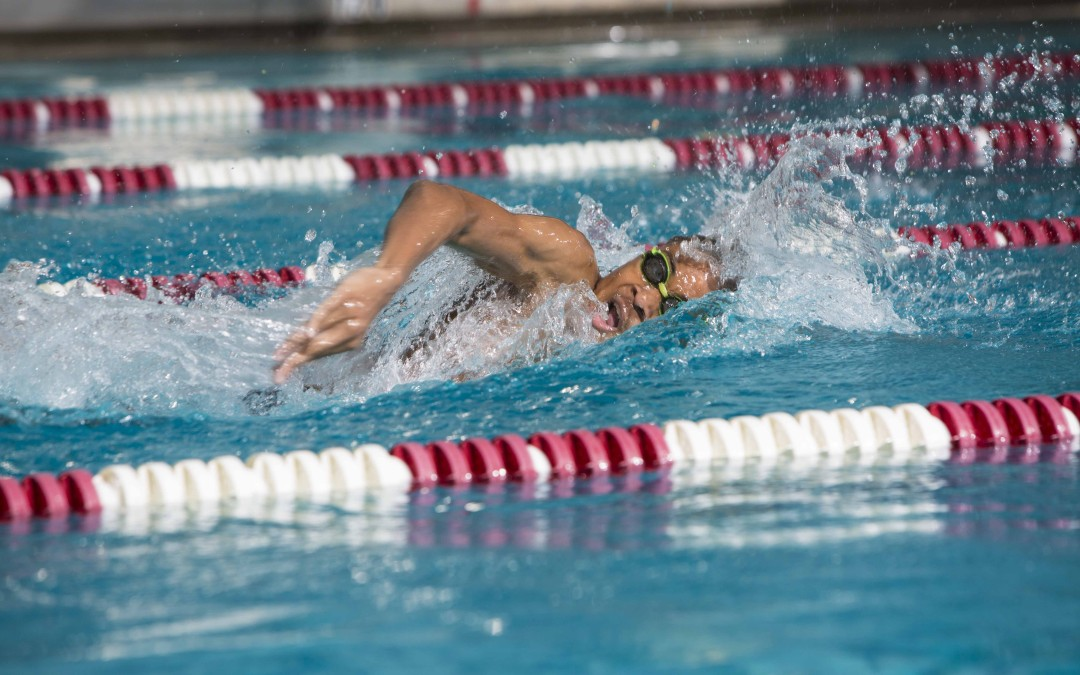 Swimming Defeats Moorestown Friends School