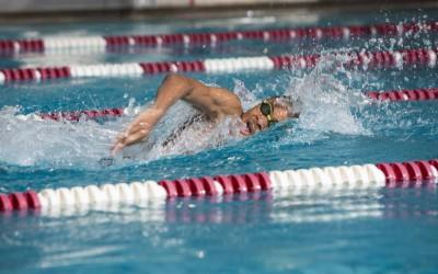Swimming Defeats Moorestown Friends School