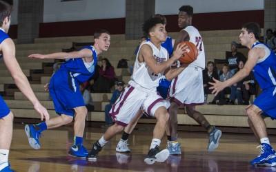 JV Basketball Defeats Westfield