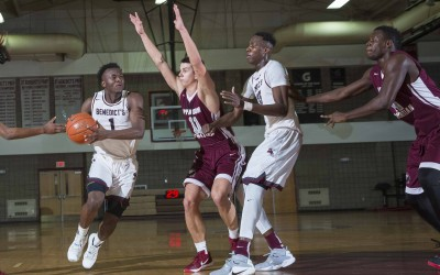 St. Benedict's Basketball Earns Decisive Victory 67-49