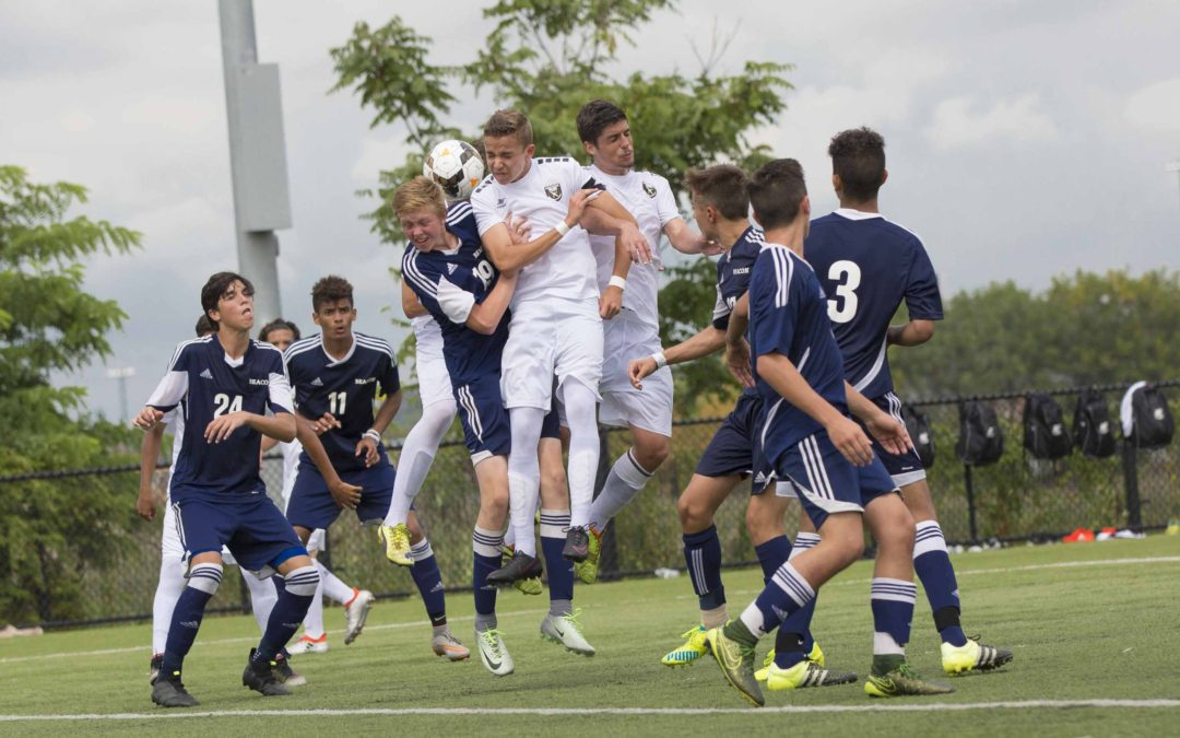 St. Benedict's Varsity Soccer Victorious In 7-0 In Season Opener
